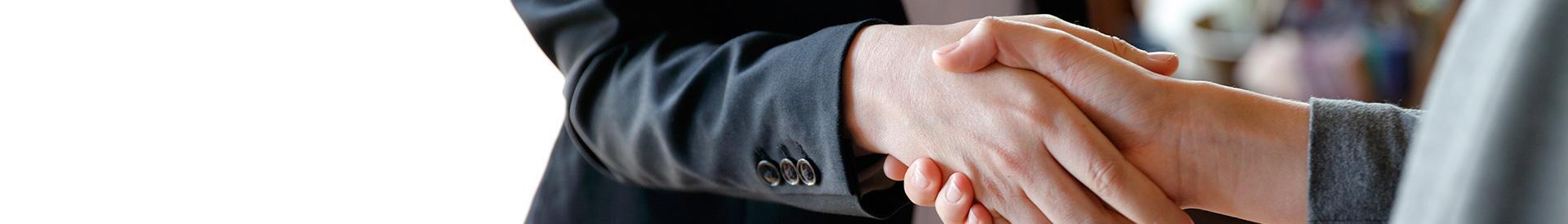 Uścisk dłoni